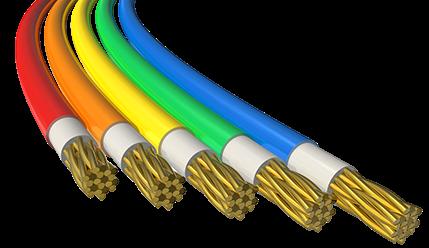 Suministro de cables eléctricos Andalucía. Cabletel